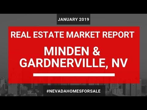 Minden & Gardnerville NV Real Estate Market Report January 2019 | Nevada Homes for Sale