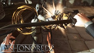 Dishonored 2 – Creative Kills Gameplay Video (PEGI)