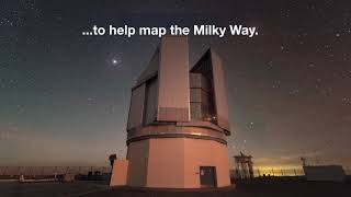ESO helps map the Galaxy