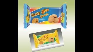 Food Packaging Design | Biscuit Pack | Biscuit Box