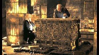 男子从一张破纸上发现藏宝图,找到了隐藏在地下的黄金城池