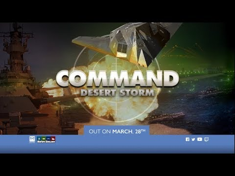 Command: Desert Storm