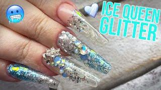 Cracked Ice - Ice Queen Extreme Ballerina Acrylic Sculpting