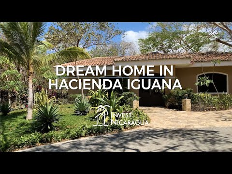 Dream Home in Hacienda Iguana
