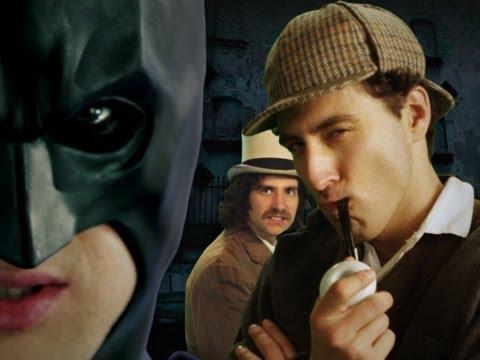 Sherlock Holmes vs. Batman