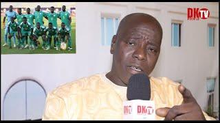 message de Kouthia pour la final Senegal Algerie