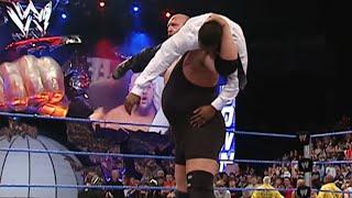 Big Show does an F-5: SmackDown, Dec. 16, 2004