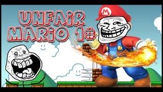 Unfair MARIO - J0G0 F1LH0 D3 UMA PU%@ !!!