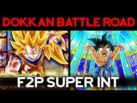 Download Dokkan Battle Super Battle Road Super Int Team