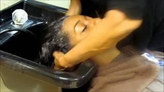 Transition from Chemical Relaxer to 100% Organic Hair