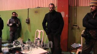 Kiwidrive - An Omnidirectional Robot