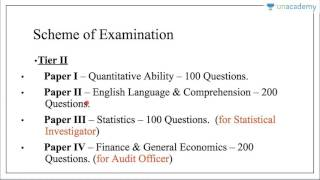 Unacademy SSC CGL Exam Preparation: An introduction and analysis of the exam