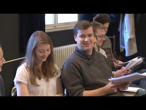 Video k novince: ŠVÉDSKÝ STŮL AŠVÉDSKÁ HRA