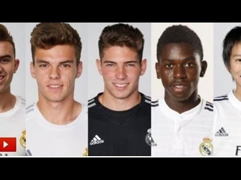 مستقبل ريال مدريد بيد هذا الخماسي في لافابريكا النادي الملكي ● HD