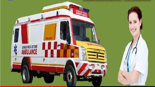 Medilift Ambulance Patient Transfer Services in Jamshedpur and Hazaribagh