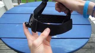 GoPro Hero - Head Mount tips and tricks