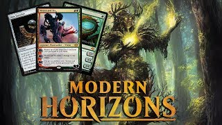 Daily Modern Horizons Spoilers — May 24, 2019 | New Planeswalker Wrenn and Six!