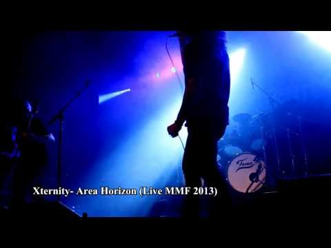 Xternity- Area Horizon (Musicvideo live at MMF`13)