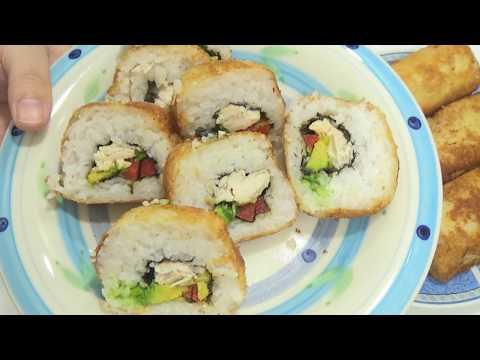 Sushi Tempura- Recetasparati