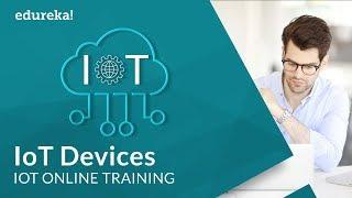 IoT Devices Example   IoT Applications   Internet of Things Tutorial   IoT Training   Edureka