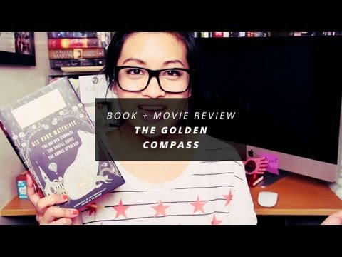 Book + Movie Review - The Golden Compass