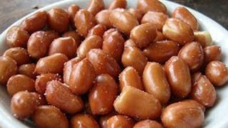 Best Way to Cook and Eat Peanuts - Simple Chinese Snack Recipe