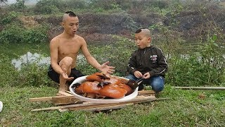 Chân Giò Thuốc Bắc - Món Ăn Mơ Ước Thủa Bé Của Mao Ca
