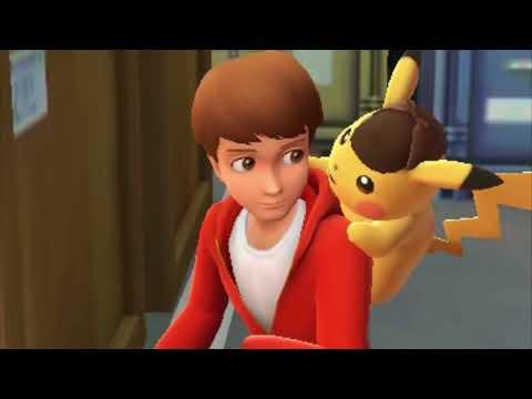 Видео № 0 из игры Detective Pikachu [3DS]