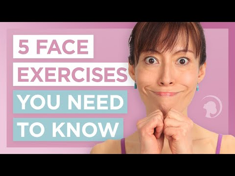 5 Face Exercises You'll Wish You Had Known Sooner