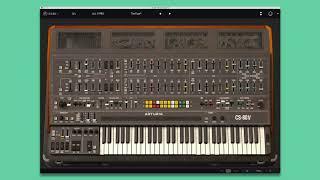 Metric - The Face Pt. II (Exploring the Yamaha CS-80)