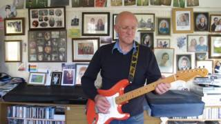 SOME HEARTS ARE DIAMONDS - Chris Norman (ex Smokie lead singer) instrumental cover