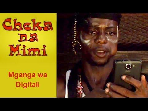 Mganga wa Digitali - Cheka na Mimi (Komedi)