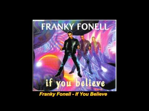 Franky Fonell - If You Believe (Piano Version)