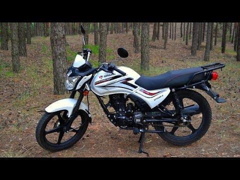 Обзор мотоцикла Spark SP150R-11. Дешевле только Альфа!