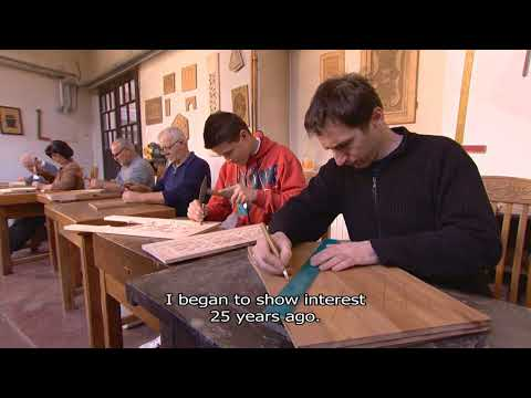 Konjic woodcarving - intangible heritage - Culture Sector - UNESCO