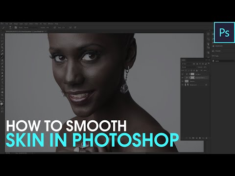 How to Remove Stray Hairs in Photoshop Tutorial - Easy and Fast Way