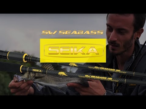 Seika R18 SW SEABASS | Spot | HD | TUBERTINI