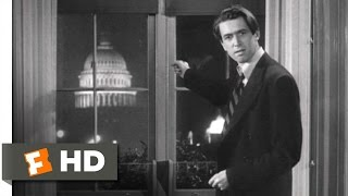 Liberty is Too Precious a Thing - Mr. Smith Goes to Washington (4/8) Movie CLIP (1939) HD