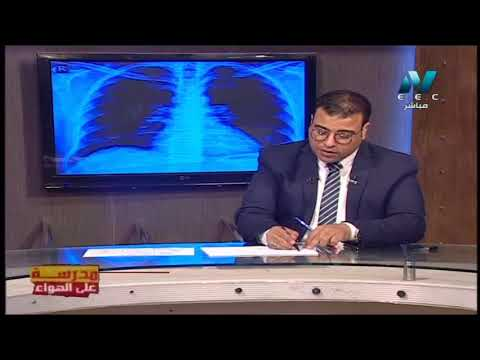 فيزياء الصف الثالث الثانوي 2020 - الحلقة 12 - المجال المغناطيسي لملف الدائري و ملف اللولبي | دروس قناة مصر التعليمية ( مدرسة على الهواء )  | الفيزياء الصف الثالث الثانوى الترمين | طالب اون لاين