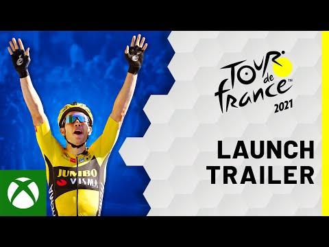 Trailer de Tour de France 2021