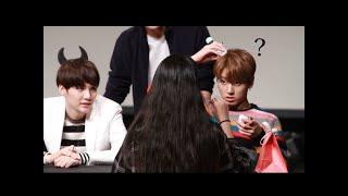 [fancam] BTS 방탄소년단 팬싸인회 Fansign