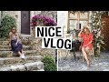 Travel Vlog Things to do in NICE France philjovlogs