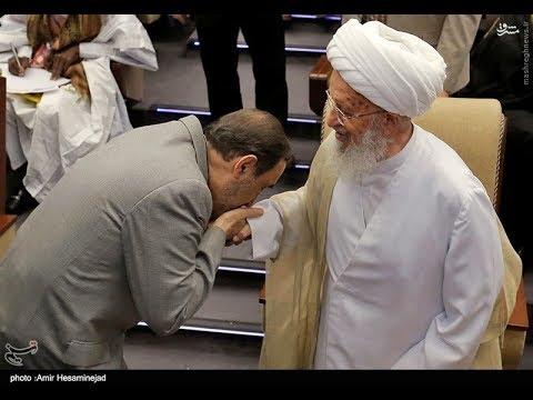 جواب شنیدنی عبدالکریم سروش به ناصر مکارم شیرازی - چرا مکارم شیرازی با آزادی و دموکراسی مخالف است؟