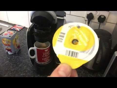 How to use Bosch Tassimo Coffee Maker