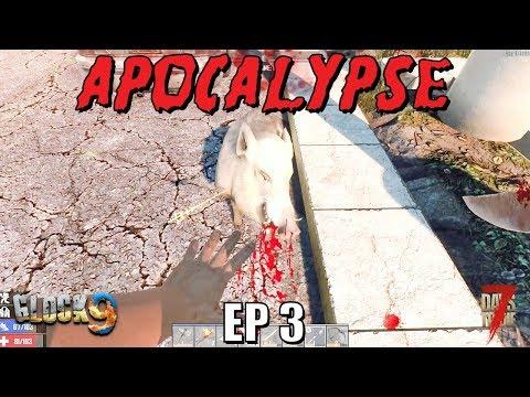 7 Days To Die - Apocalypse EP3 (Alpha 18)