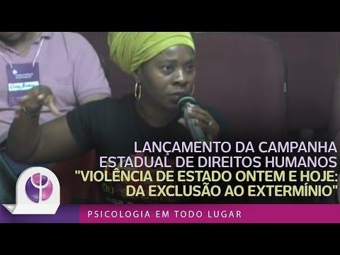 Violência de estado ontem e hoje: da exclusão ao extermínio