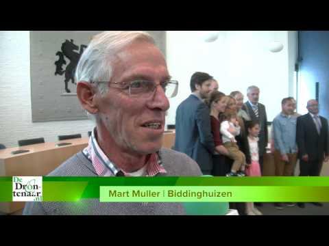 VIDEO | Mart Muller: Er zijn zoveel anderen die ook een lintje verdienen