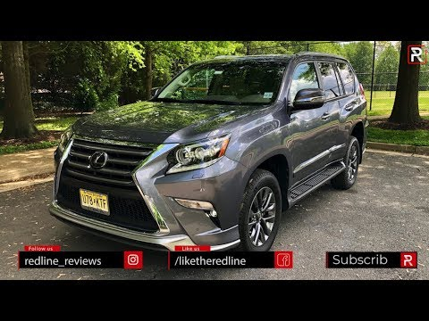 The 2019 Lexus GX 460 Is A Throwback Thursday Kind Of Truck