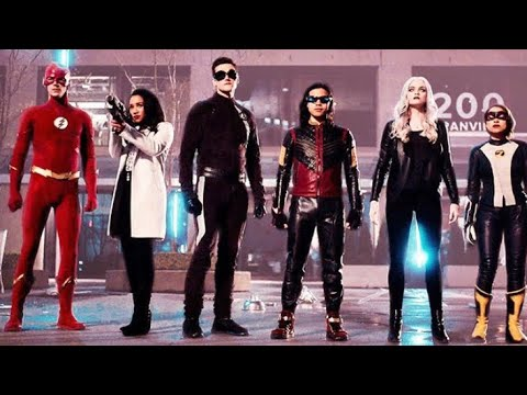 Top 6 powerful groups on the arrowverse / it's not in order
