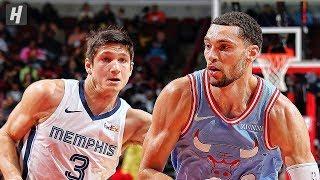 Memphis Grizzlies vs Chicago Bulls - Full Game Highlights   December 4, 2019   2019-20 NBA Season
